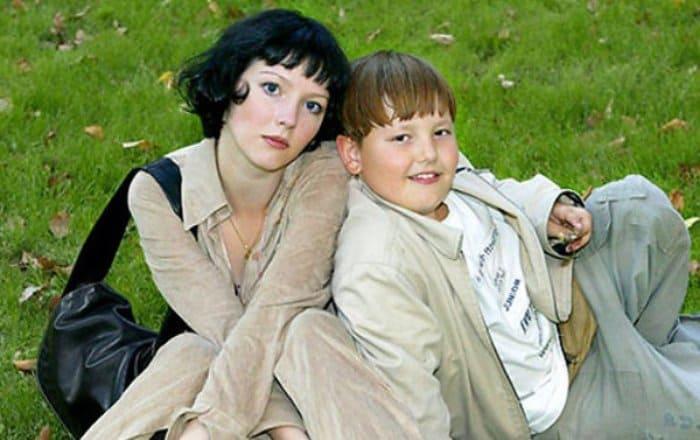 Актриса с сыном Никитой | Фото: kinoistoria.ru