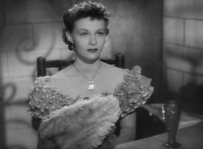 Ольга Чехова в фильме *Милый друг*, 1939 | Фото: kino-teatr.ru
