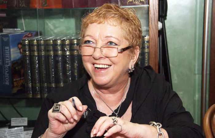 Народная артистка России Ольга Волкова | Фото: biographe.ru