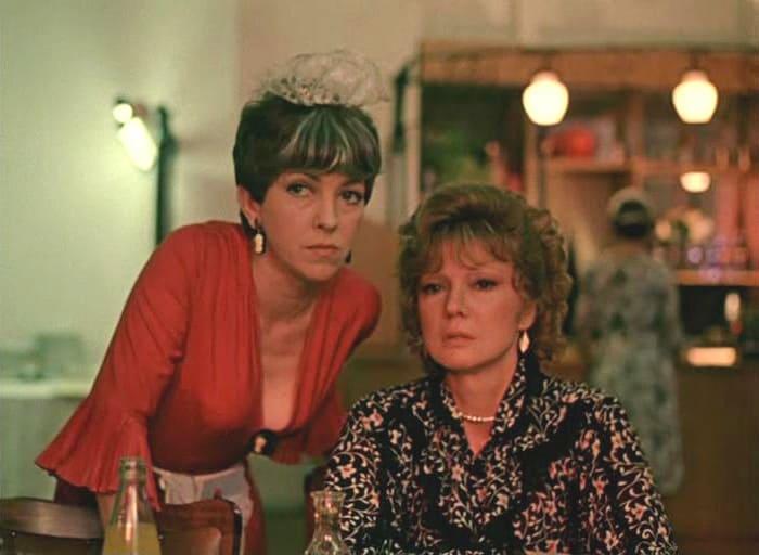 Кадр из фильма *Вокзал для двоих*, 1982 | Фото: kino-teatr.ru