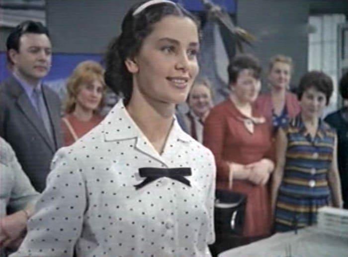 Кадр из фильма *Черемушки*, 1962 | Фото: kino-teatr.ru