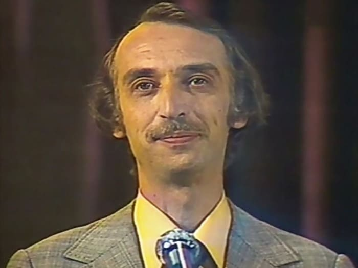 Александр Иванов в передаче *Вокруг смеха*, 1978 | Фото: kino-teatr.ru