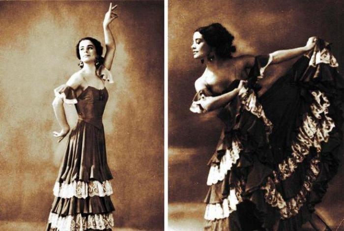 Балерина в юности | Фото: vkuspo.info