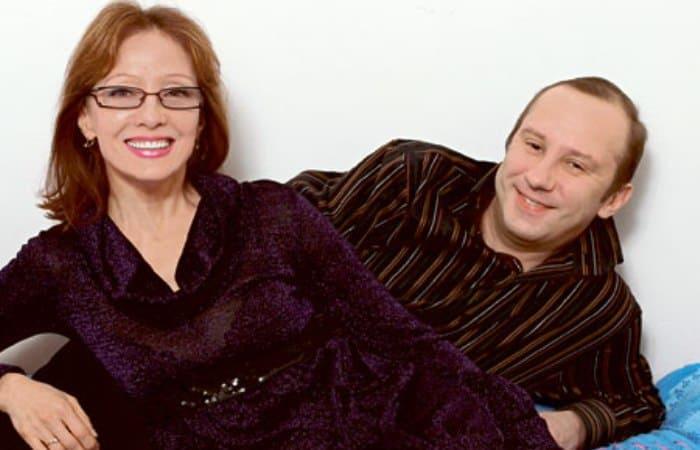 Ольга Зарубина и Андрей Салов   Фото: kino-teatr.ru