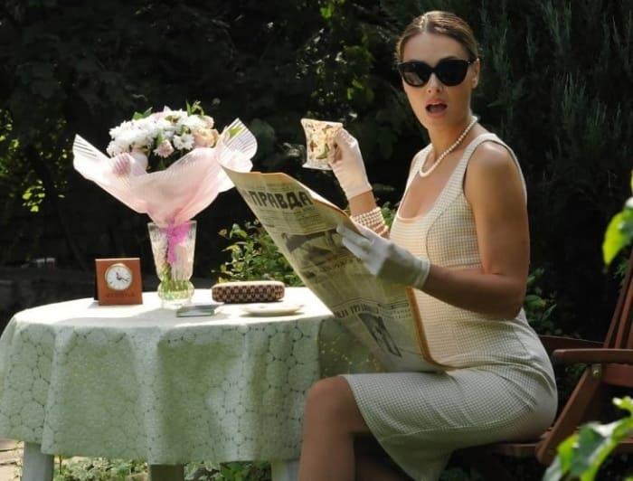 Актриса Ольга Фадеева | Фото: pic-words.com