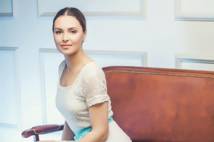 Актриса Ольга Фадеева | Фото: biografii.net