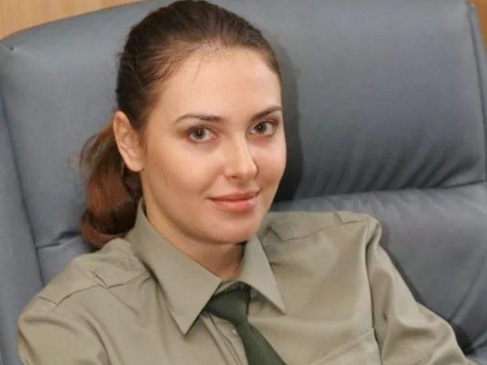 Ольга Фадеева в сериале *Солдаты* | Фото: pic-words.com