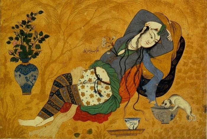 Персидская миниатюра