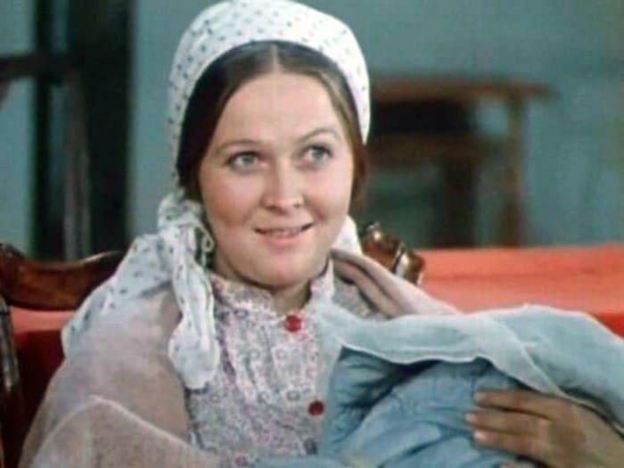 Наталья Гундарева в фильме *Однажды 20 лет спустя*, 1980 | Фото: tvc.ru