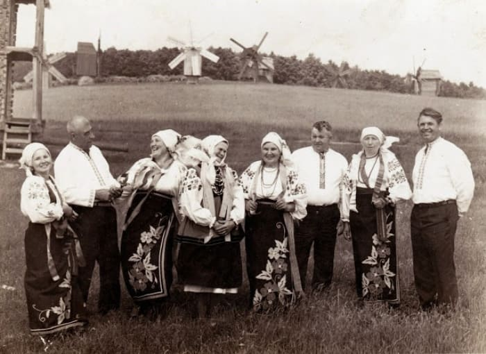 Фольклорный коллектив *Древо* | Фото: kp.ua