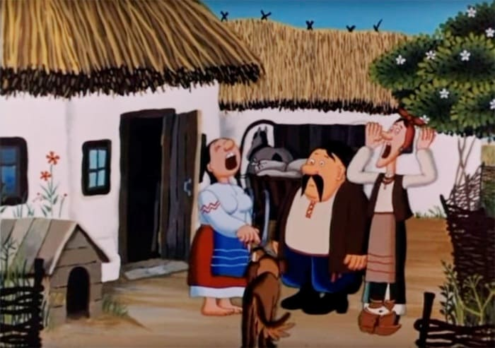 Кадр из мультфильма *Жил-был пес*, 1982 | Фото: hronika.info