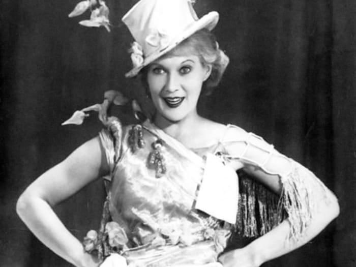 Любовь Орлова в фильме *Веселые ребята*, 1934 | Фото: kino-teatr.ru