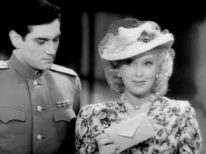 Кадр из фильма *Встреча на Эльбе*, 1949 | Фото: kino-teatr.ru