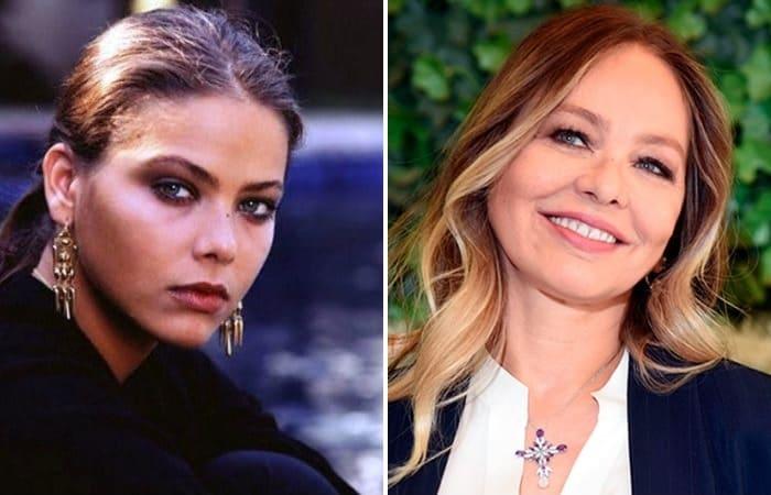 Одна из самых красивых и успешных итальянских актрис Орнелла Мути | Фото: 24smi.org и ru.hellomagazine.com