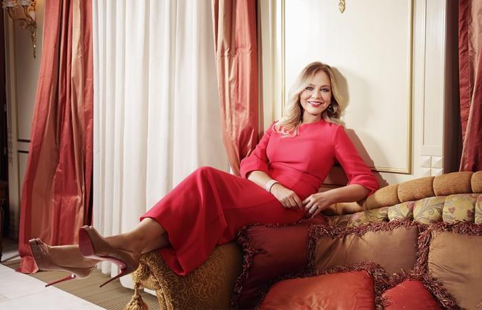 Одна из самых красивых и успешных итальянских актрис Орнелла Мути | Фото: ru.hellomagazine.com