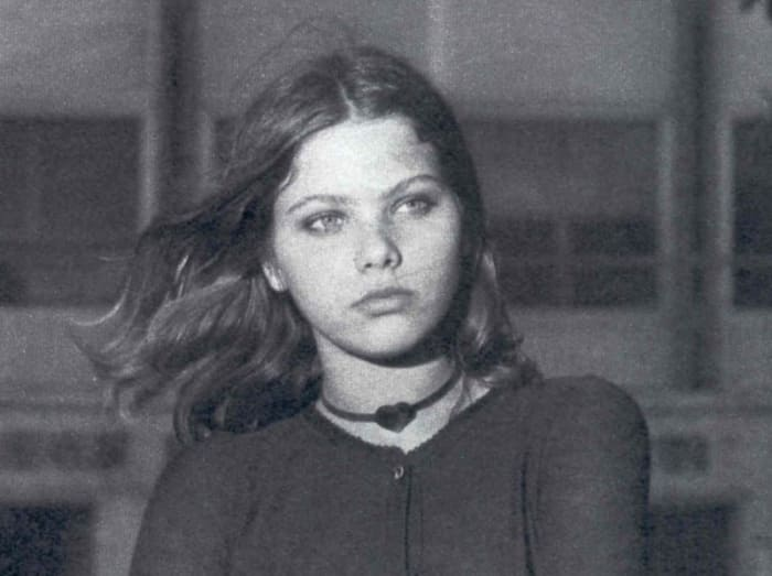 Актриса в юности | Фото: shining-stars.ru