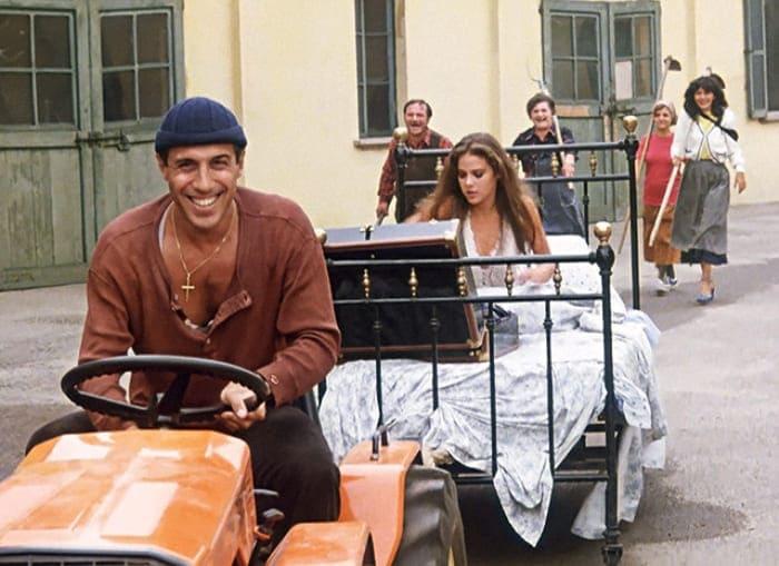 Кадр из фильма *Укрощение строптивого*, 1980 | Фото: ru.hellomagazine.com