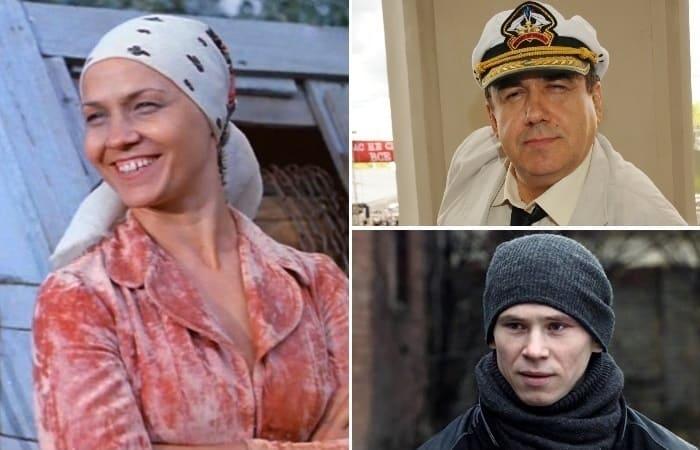 Актеры, которые провели детство в детдомах | Фото: kino-teatr.ru и teleprogramma.pro