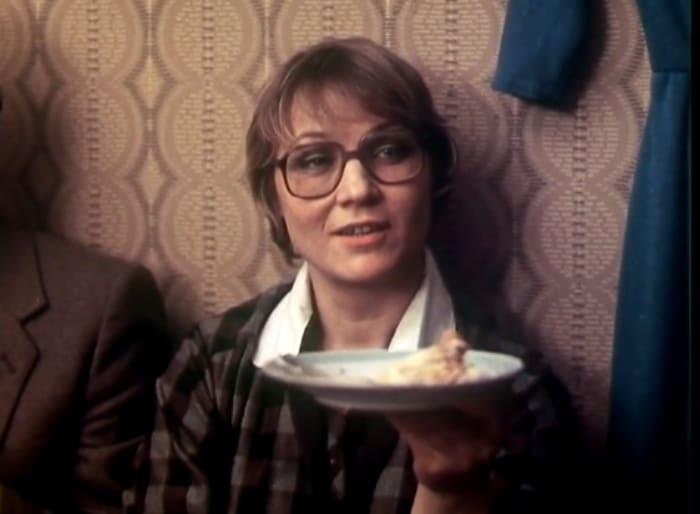 Нина Русланова в фильме *Зимняя вишня*, 1985 | Фото: kino-teatr.ru