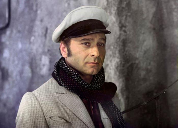 Арчил Гомиашвили в роли Остапа Бендера | Фото: kino-teatr.ru