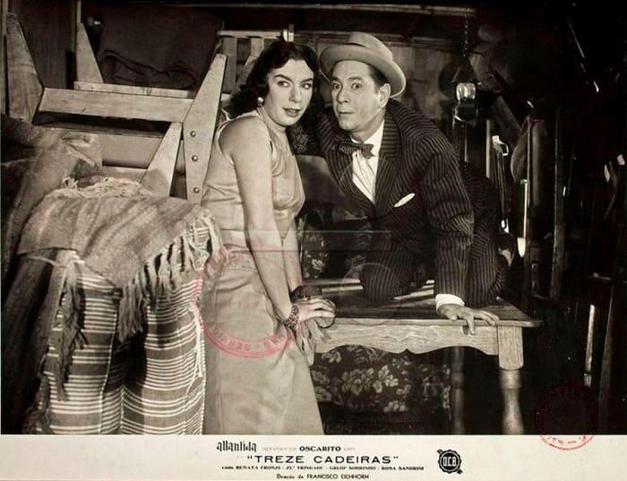 Кадр из фильма *13 стульев*, 1957 | Фото: dubikvit.livejournal.com