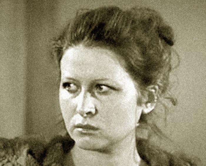 Ольга Овечкина на суде