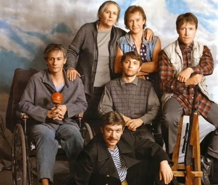 Афиша фильма *Мама*, 1999