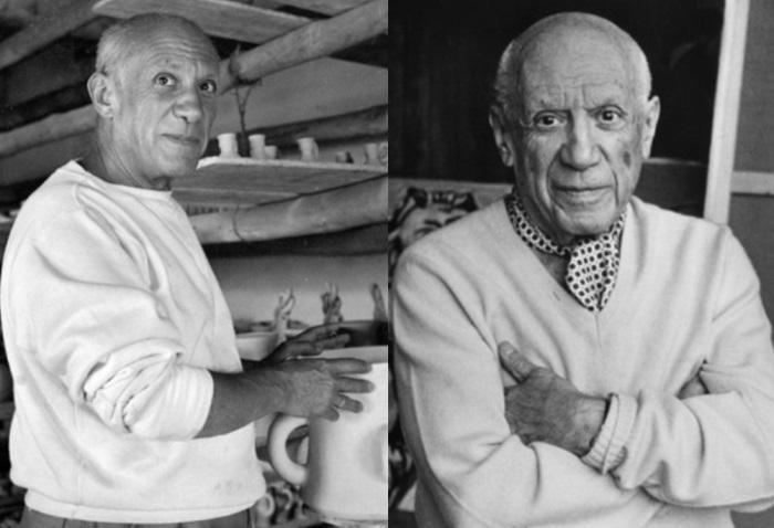 Великий испанский художник, скульптор, керамист, дизайнер | Фото: liveinternet.ru и inspirationseek.com