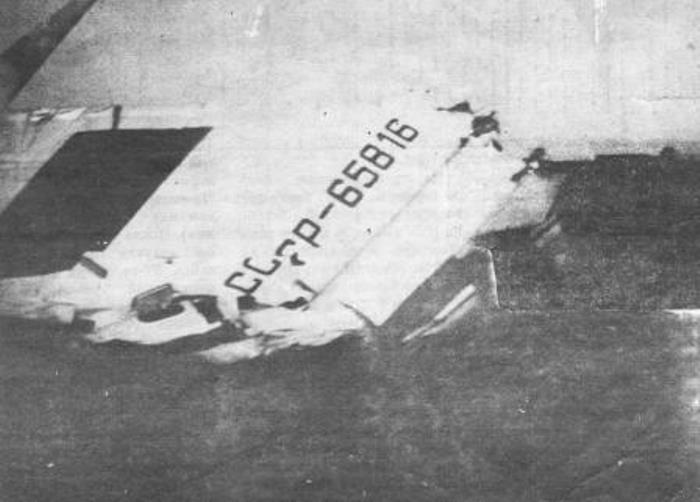 Эта авиакатастрофа стала одной из крупнейших в истории СССР | Фото: aviaforum.ru