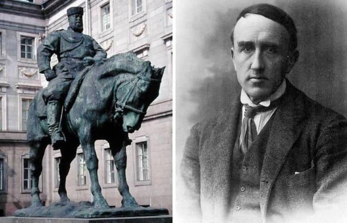 Скульптор Паоло Трубецкой и самая известная его работа – памятник императору Александру III | Фото: artcontext.info