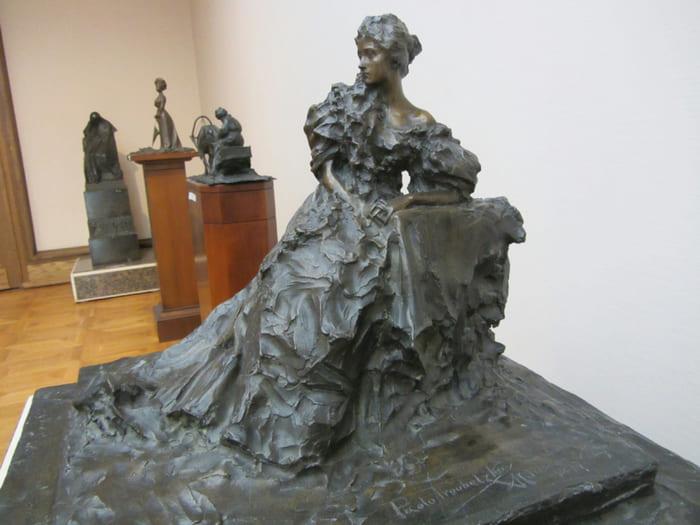 П. Трубецкой. Госпожа Хернхеймер, 1897 | Фото: artcontext.info