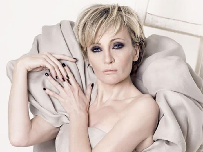 Звезда французской сцены Патрисия Каас | Фото: tvmoon.ru
