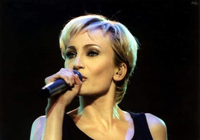 Певица на сцене | Фото: tsn.ua