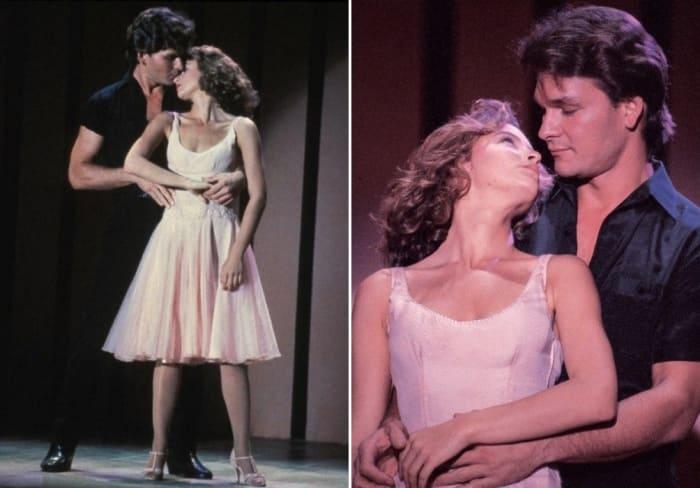 Кадры из фильма *Грязные танцы*, 1987 | Фото: teleprogramma.pro