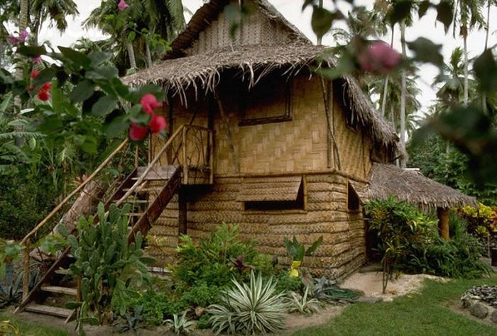 Таити, Французская Полинезия. Дом, в котором жил Гоген | Фото: nationalgeographic.it