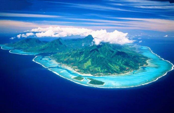 Остров Таити в наши дни | Фото: saletur.ru