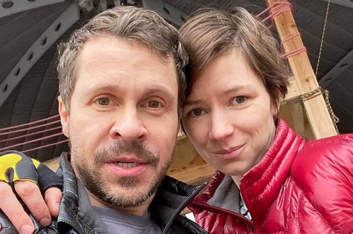 Павел Деревянко и Дарья Мясищева   Фото: spletnik.ru
