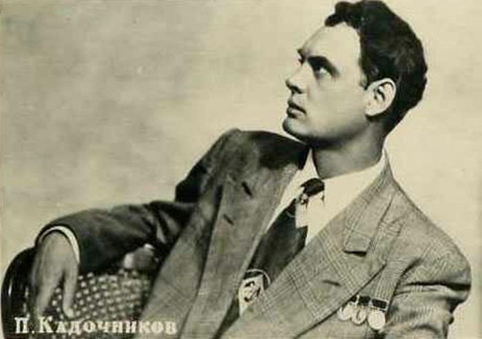 Павел Кадочников   Фото: kino-teatr.ru