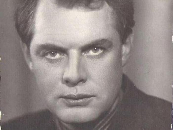 Знаменитый актер театра и кино Павел Кадочников   Фото: fb.ru