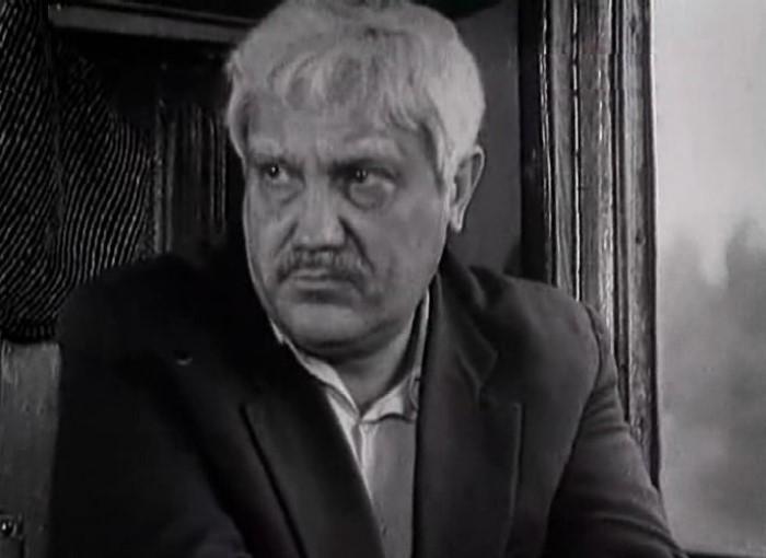 Актер театра и кино Павел Луспекаев | Фото: kino-teatr.ru