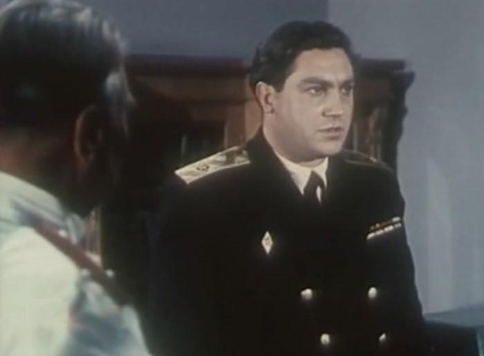 Павел Луспекаев в фильме *Голубая стрела*, 1958 | Фото: kino-teatr.ru