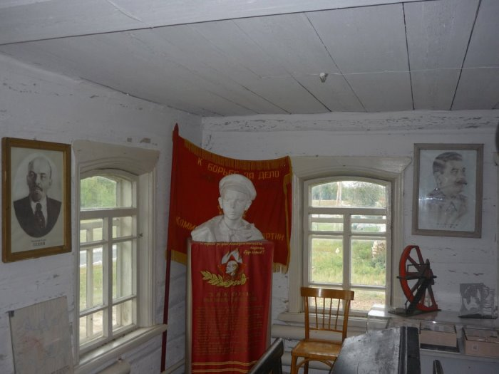 В музее Павлика Морозова | Фото: oblgazeta.ru