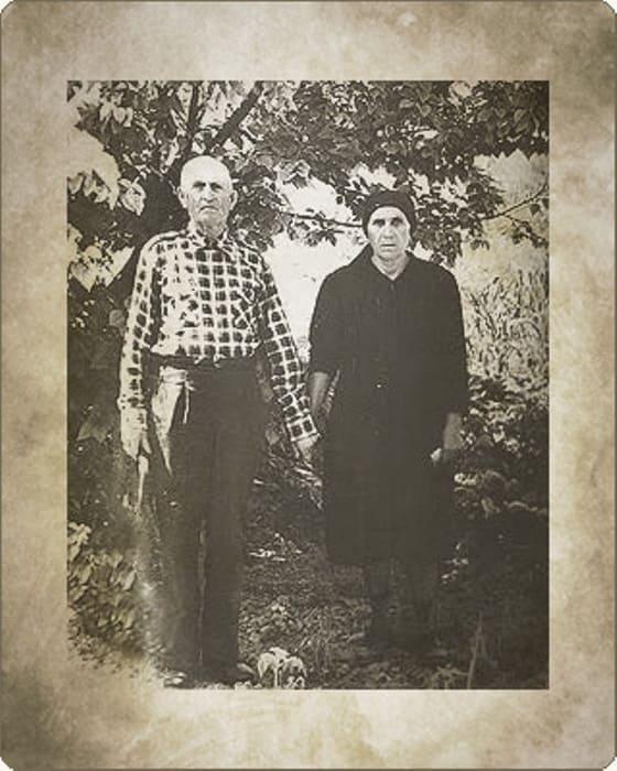Пелагея Закурдаева с мужем | Фото: mypensiya.mirtesen.ru