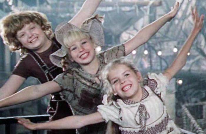 Кадр из фильма *Пеппи Длинныйчулок*, 1984 | Фото: 7days.ru