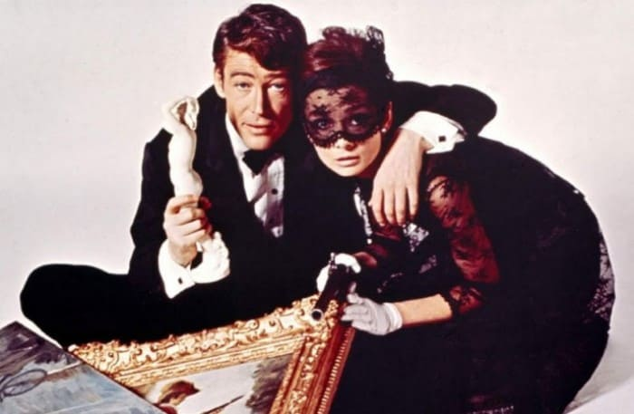 Кадр из фильма *Как украсть миллион*, 1966   Фото: film.ru