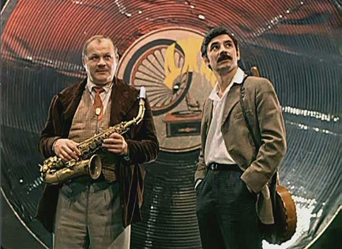 Кадр из фильма *Мы из джаза*, 1983 | Фото: kino-teatr.ru