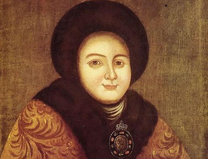 Первая жена Петра Евдокия Лопухина | Фото: lichnosti.net