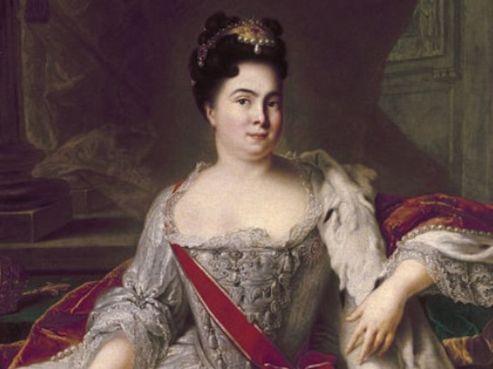 Вторая жена Петра Екатерина I | Фото: runivers.ru