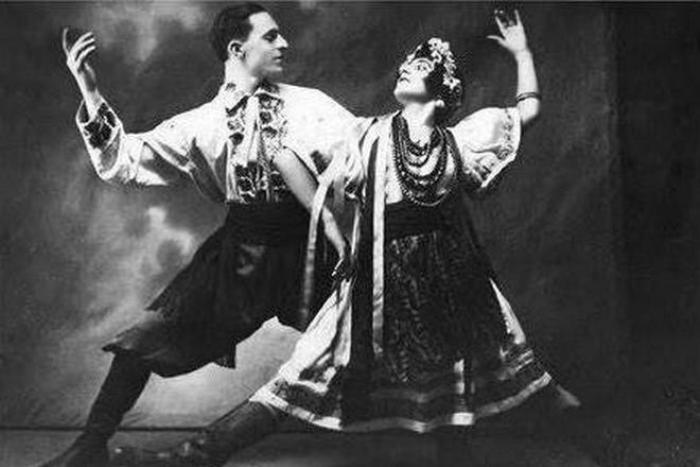 Петр Лещенко и его первая жена Жени Закитт | Фото: 24smi.org