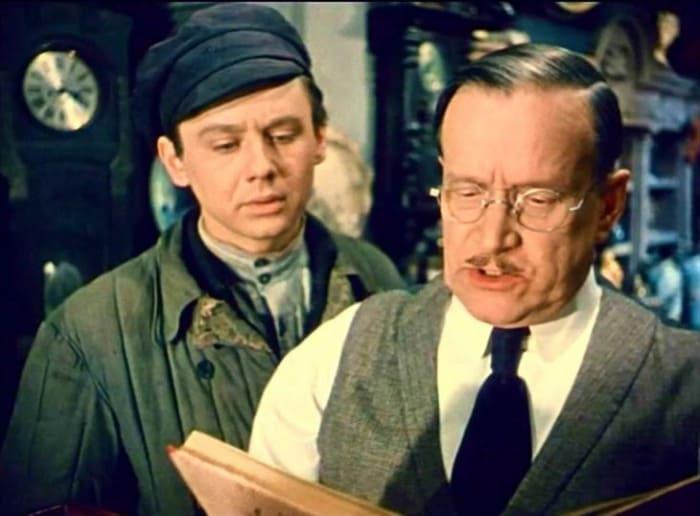 Кадр из фильма *Испытательный срок*, 1960 | Фото: kino-teatr.ru